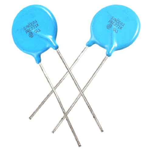 10 x Radial Lead Disc Voltage Dependent Resistors Varistors 14D271K Test