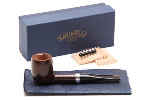 Savinelli Trevi Smooth 111 KS Tobacco Pipe by Savinelli
