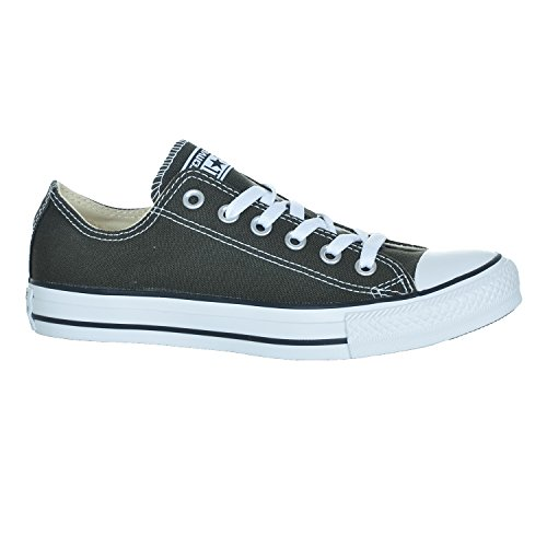 Converse, All Star Ox Canvas Seasonal, Sneaker, Unisex - adulto oliv / weiß