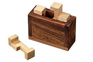 Philos - Puzzle de Madera de 1 Piezas Importado