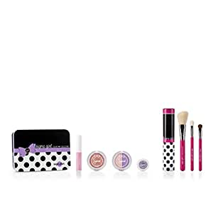 Color Pop Makeup & Brush Set - Sugar Plum