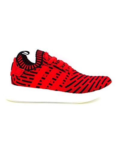 Adidas NMD R2 PK Red Black Red