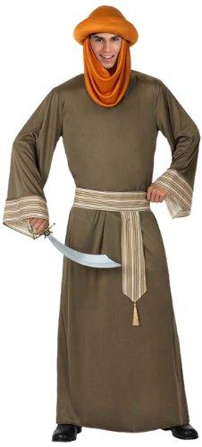Imagen de atosa  disfraz de moro para hombre, talla m/l 15295
