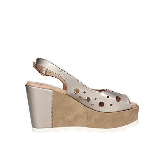 Cinzia Soft IR16246-F 003 Sandal Damen Braun Taupe