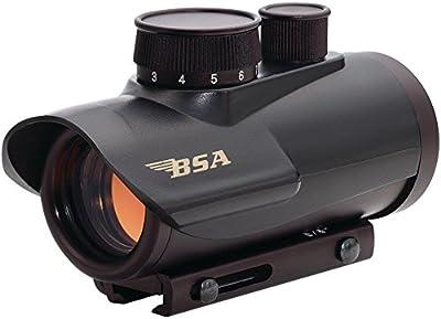 Visor BSA Red Dot 42mm. Punto rojo. Especial para tiro deportivo