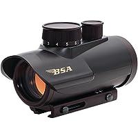 Outletdelocio. Visor BSA Red Dot 42mm. Punto rojo. Especial para tiro deportivo