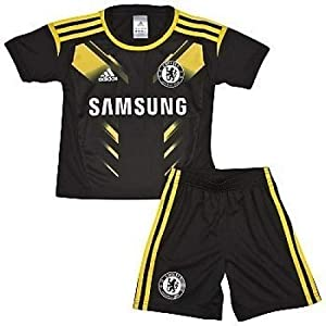 2012-13 Chelsea 3rd Adidas Little Boys Mini Kit