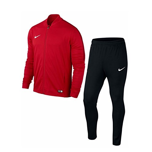 Nike Academy16 Knt Tracksuit 2, Chándal Para Hombre, Rojo / Negro / Blanco (University Red/Black/Gym Red/White), M
