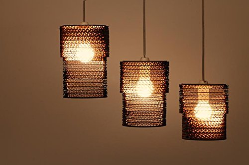 Sylvn Studio Eco friendly handmade Sylvn Studio Light Canal ceiling lamp at 20% DISCOUNT