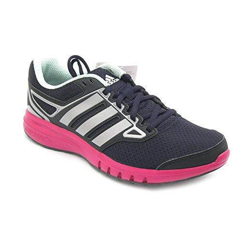Chaussures Running Adidas Galactic Elite Homme Femme Training Fitness musculation 2016 Noir/fuchsia