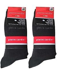 Pierre Cardin Hombre Calcetines Negro Tamaño 43 – 46 negro Schwwarz 39-42