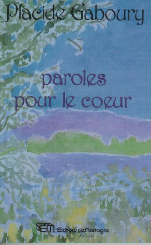 Paroles pour le coeur