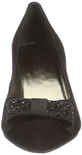 Unisa KIBA_KS_FIE Damen Pumps Schwarz (Black)