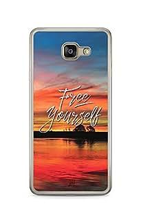 YuBingo Free Yourself Designer Mobile Case Back Cover for Samsung Galaxy A7 2016