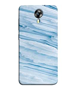 Fuson Designer Back Case Cover for Micromax Canvas Xpress 2 E313 (Sky Clouds Wavy Waves Ocean )