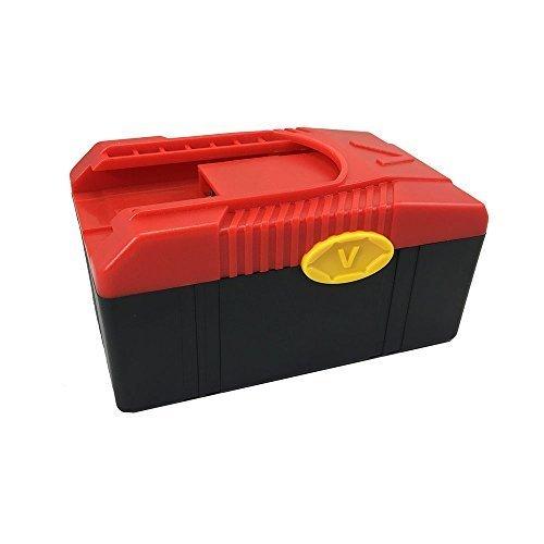 Generic Ersetzen Elektrowerkzeug Batterie Für Snap on Lithium Ion 18V 3000mAh CTB6187 CTB6185 CTB4187 CTB4185 Für CTB6187 CT6850 CT6855 CT6850DB CTA6855 CDR6850DB CDR6850 CDR6855 CDRA6855 Series Impacts Wrench (18V 3000mAh) Snap On Akku