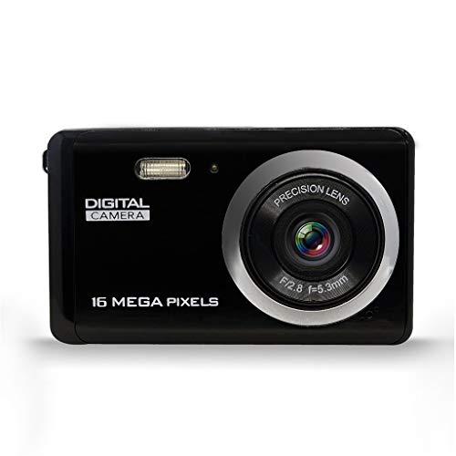 Zonary Camcorder Kamera Mini Kinder Sport Videokamera Geschenk Cam Camcorder Kamera Geschenk 2,7-Zoll-Ultradünne 16 Millionen Pixel HD-Digitalkamera-Videokamera für