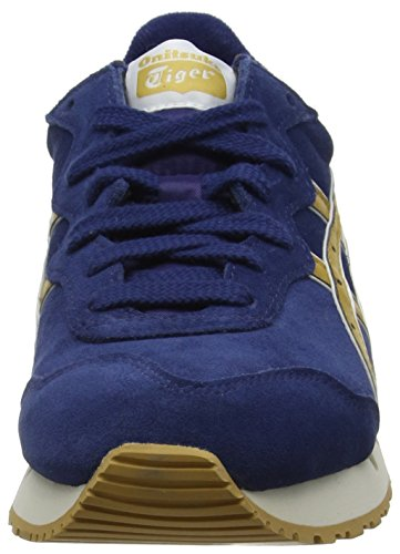 ASICS X-Caliber, Baskets Basses Adulte Mixte Bleu (5871)