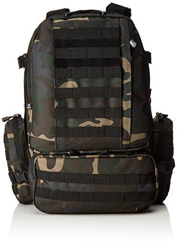 Brandit US Cooper 3-Day Pack Dark Camo (Clam Shell Tasche)