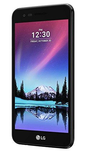 LG K4 2017 5  SIM   nica 4G 1GB 8GB 2500mAh Negro - Smartphone  12 7 cm  5    8 GB  5 MP  Android  6 0 1 Marshmallow  Negro