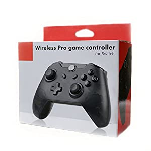 Wireless Pro Gaming Controller Gamepad MFEI Joy Pad Fernbedienung für Nintendo Switch Konsole