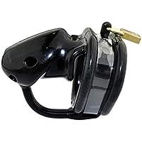 Roo-16HAO Cerradura Suave de Silicona Nuevo Tipo de Cerradura con púas en el Interior para Evitar Que Las Mascotas escapen (Negro) -766