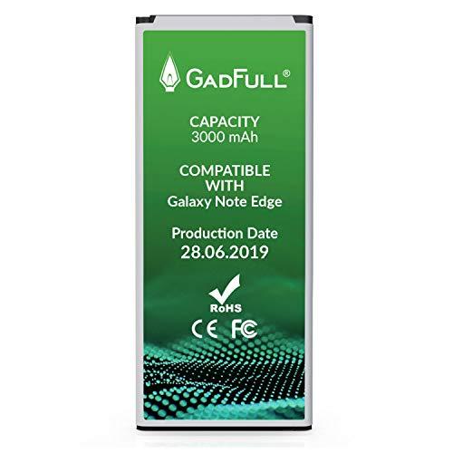 GadFull Batería de reemplazo para Samsung Galaxy Note Edge   2019 Fecha de producción   Corresponde al Original EB-BN915BBE   EB-BN915BBC   Compatible con SM-N915F   SM-N915FY