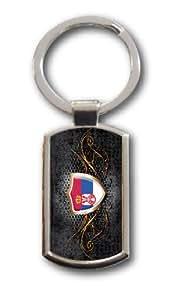 Schlüsselanhänger Serbien Srbija Belgrad