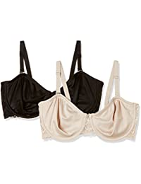 Marks & Spencer Women's Full Cup Padded Non Wired Bra (Pack of 2)