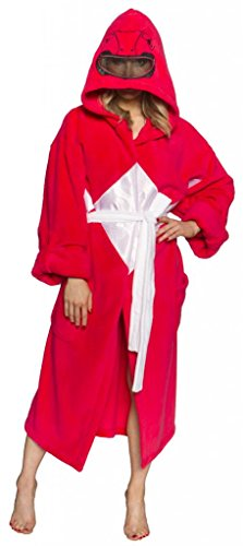 Kostüm Power Rangers Morphin Ranger Red Mighty - Power Rangers Red Ranger Adult Costume Robe