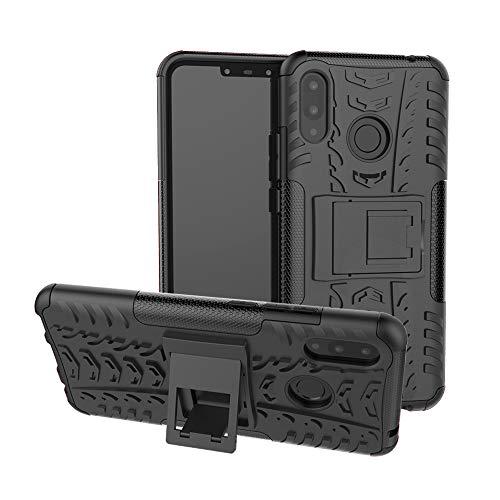 9446365b226 XINYUNEW Funda Huawei P Smart Plus, 360 Grados Protective+Pantalla de  Vidrio Templado Caso