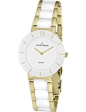 Jacques Lemans Damen-Armbanduhr 42-3F