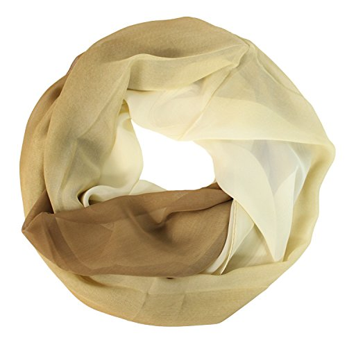 Glamexx24 Damen schal leichter warmer Langschal Loop Schlauchschal Tuch Viele Farben
