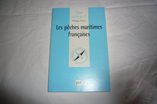 Les Pêches maritimes françaises