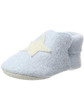 Living Kitzbühel Newborn Stern Baby-Star - Zapatillas de casa Unisex bebé