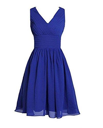 Leader of the Beauty - Robe - Femme Bleu Marine