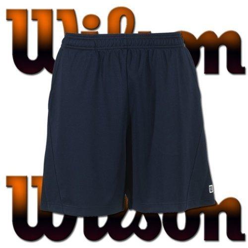 Wilson Herren/ Kinder Shorts Club navy Gr. XS, Größe:XS