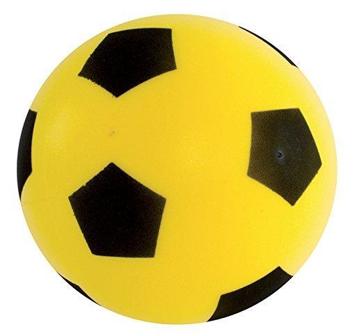 Preisvergleich Produktbild grosser Softball Fussball aus Schaumstoff 20 cm Art.84  sortiert