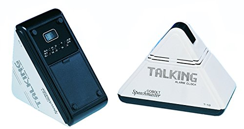 T-10 Talking Alarm Clock