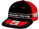 Honda Racing Team BSB flach Peak Cap