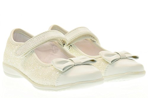 LELLY KELLY chaussures fille danseurs LK4350 KIMBERLY WHITE Blanc
