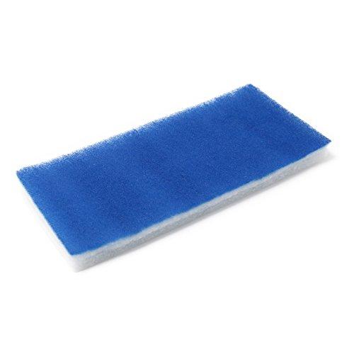 Airbrush Zubehör Ersatzfilter für Farbnebel Absauganlage WilTec 420