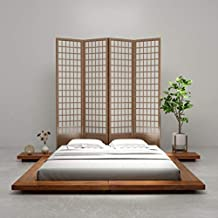lit japonais. Black Bedroom Furniture Sets. Home Design Ideas