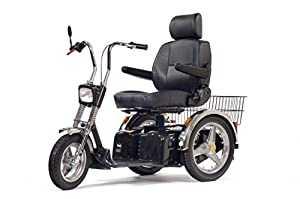 TGA Mobility Supersport Deluxe Mobility Scooter (Optional Upgrades Available)
