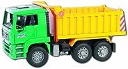Bruder 02765 – MAN TGA lastbil med bippmulde