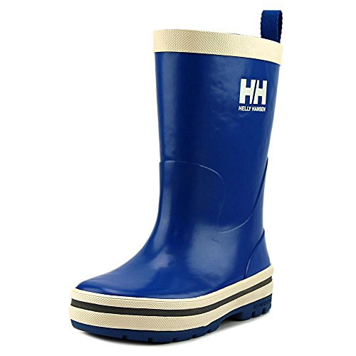 Helly Hansen - Junior Midsund Welly, Stivali, unisex Cobalt/Off White/Silver R