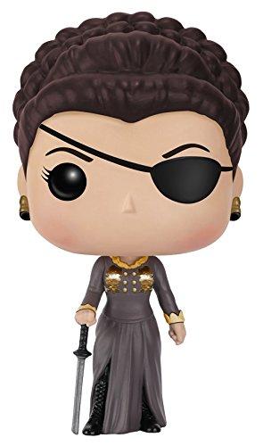 Funko 7574 No Actionfigur Pride, Prejudice und Zombies: Lady Catherine, schwarz, Einheitsgröße