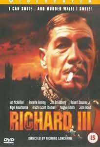 Richard III [DVD] [1996]