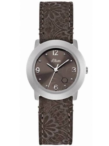s.Oliver Damen-Armbanduhr SO-1589-LQ