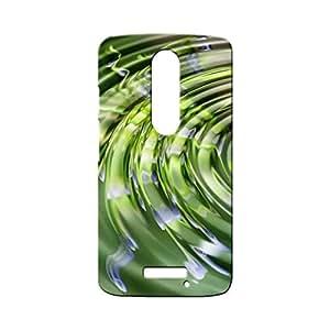 BLUEDIO Designer Printed Back case cover for Motorola Moto X3 (3rd Generation) - G0843